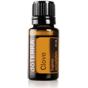 15ml Bottle of Clove Essential Oil