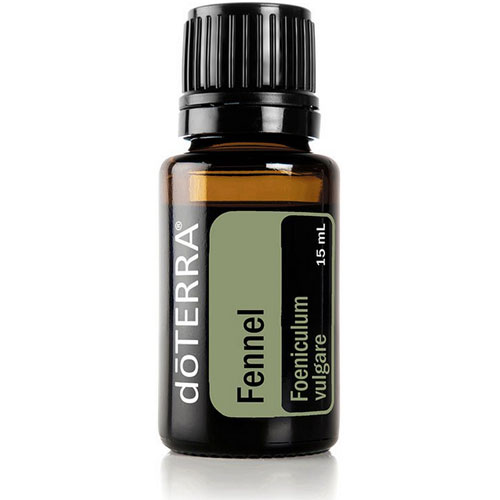 15ml bottle of Fennel Essential Oil