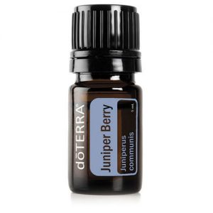 5ml bottle of Juniper Berry Essential Oil