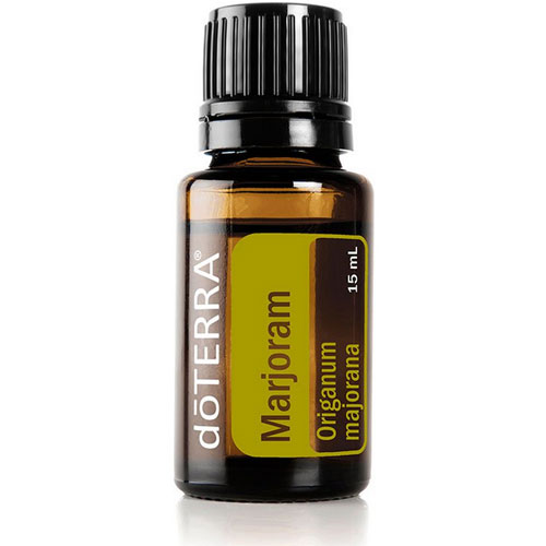 15ml bottle of Marjoram Essential Oil