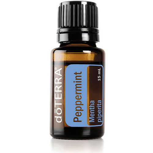 15ml bottle of Peppermint Essential Oil