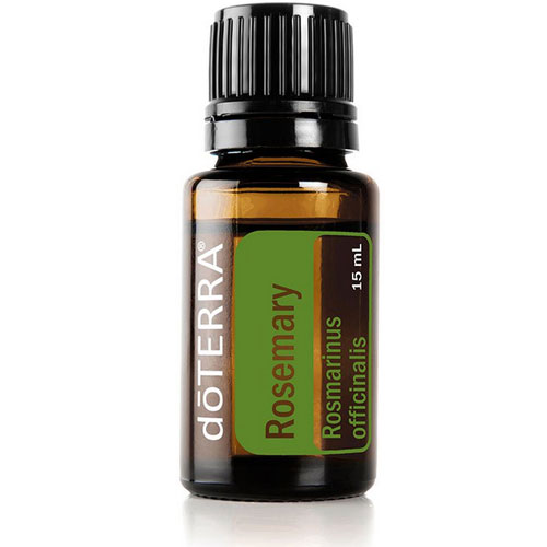 15ml bottle of Rosemary Essential Oil