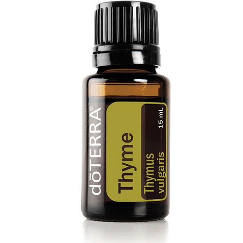 15ml bottle of Thyme Essential Oil