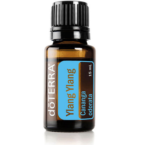 15ml bottle of Ylang-Ylang Essential Oil