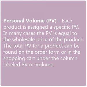 personal-volume