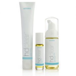 HD Essential Oils skincare