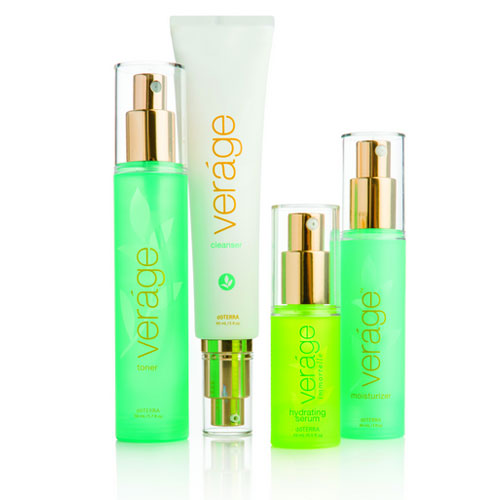 verage skin care collection