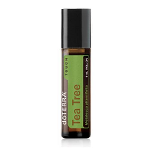 tea tree essential oil roll-on