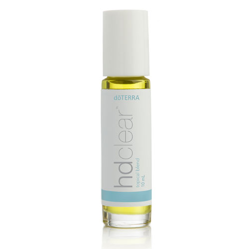 hd clear skin essential oil blend