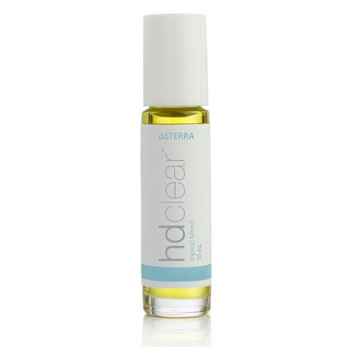 hd clear skin essential oil blend