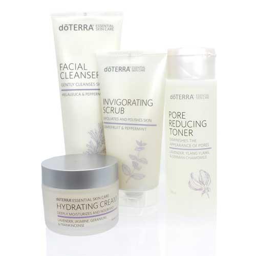 daily skin routine kit