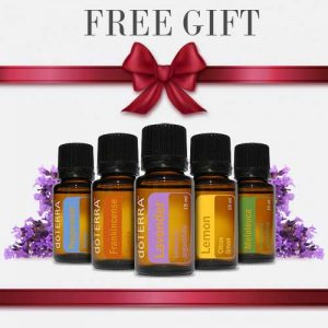 free essential oil gift